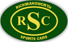 Rickmansworth Sports Cars Logo